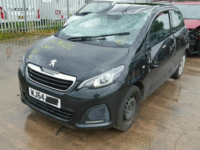 Performance Car Spares - 2014 Peugeot 108 Active