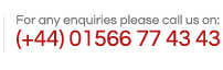 Telephone Pro Car Spares on 01566 77 43 43