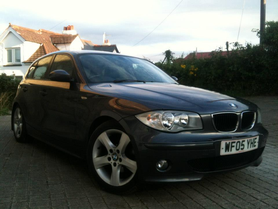 1 Series BMW 120D E87 Air Con (Conditioning) AC Radiator Condenser ...