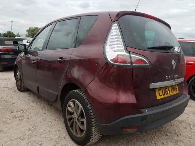 Pro Car Spares - Renault Scenic MK3