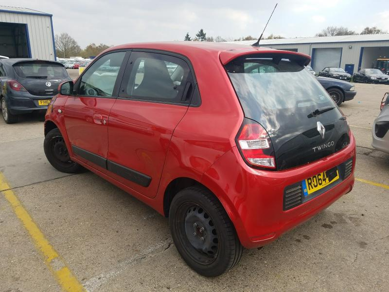 Pro Car Spares - 2014 Renault Twingo